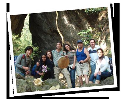 Mexico Amatlan sacred sites