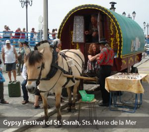 Gypsy Festival for Saint Sarah, Sts. Marie de le Mer