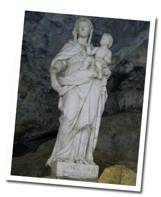France, Mary Magdalene at Saint Baume