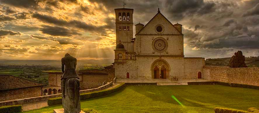 Assisi Italy  city photos gallery : Kaminesky Umbria Assisi Basilica of St Francis of Assisi ...