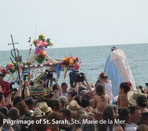 Pilgrimage of Saint Sarah, Gypsy Festival, Sts. Marie de le Mer