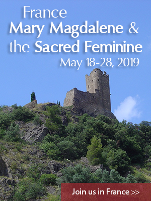 France Sacred Sites Tour May 2018